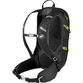 Mammut Lithium Speed Sac à dos 16L, graphite-sprout